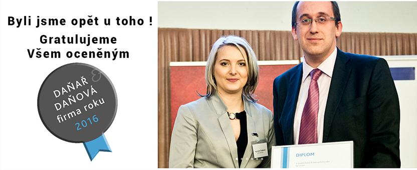 ČSOB Daňař & daňová firma roku
